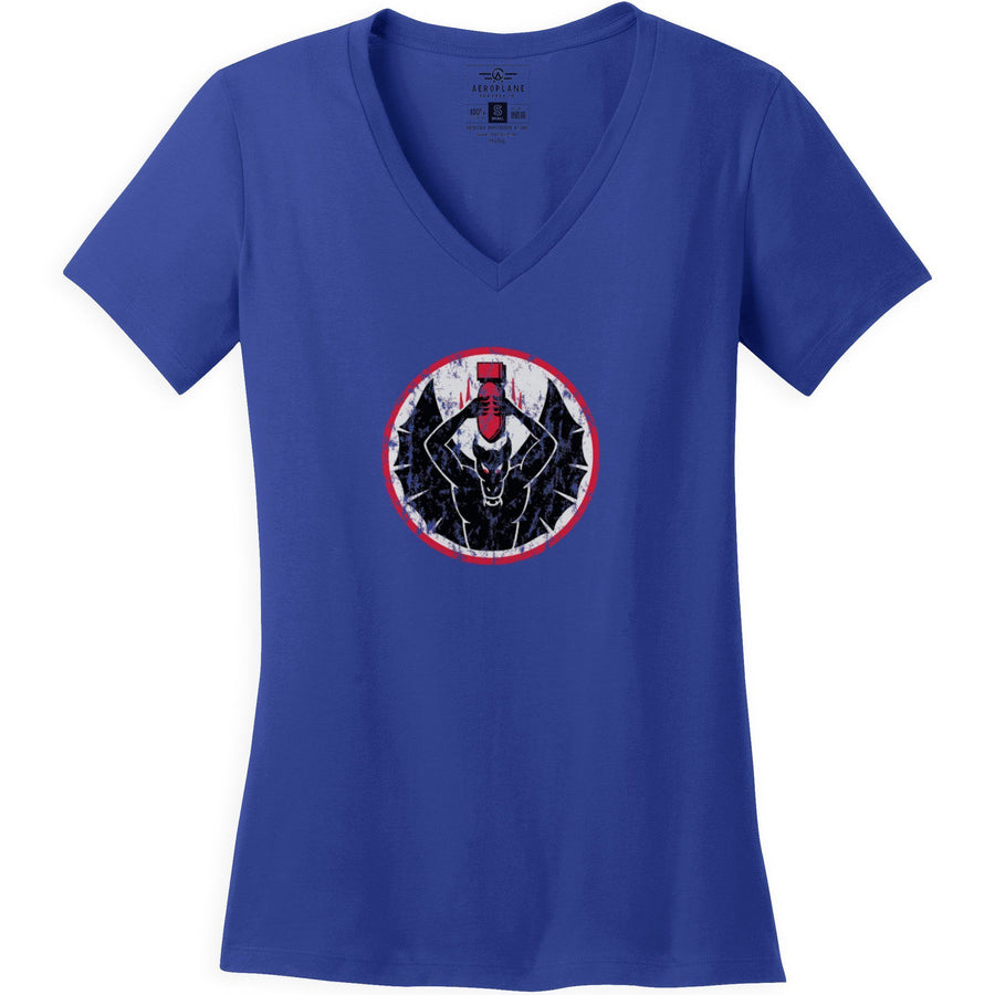 Shirts - 650th Bombardment Squadron Aeroplane Apparel Co. Women's T-Shirt