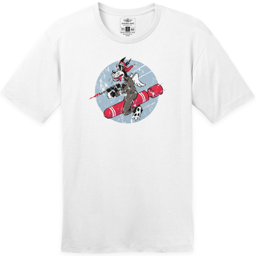 Shirts - 651st Bombardment Squadron Aeroplane Apparel Co. Men's T-Shirt