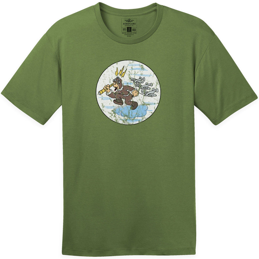 Shirts - 791st Bombardment Squadron Aeroplane Apparel Co. Men's T-Shirt
