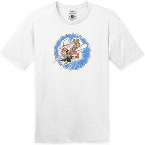 Shirts - 87th Fighter Squadron Aeroplane Apparel Co. Men's T-Shirt