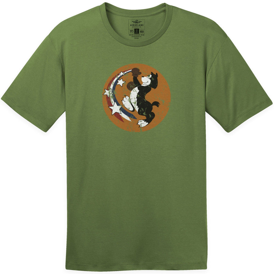 Shirts - 90th Fighter Aeroplane Apparel Co. Men's T-Shirt