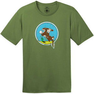 Shirts - 96th Fighter Squadron Aeroplane Apparel Co. Men's T-Shirt