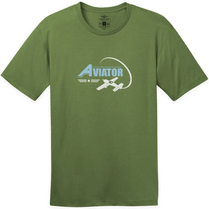 Shirts - Aviator Aerobatic Aeroplane Apparel Co. Men's T-Shirt