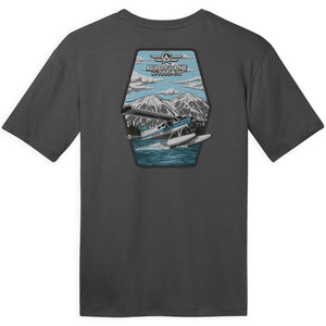 Shirts - Beaver Landing Aeroplane Apparel Co. Men's T-Shirt