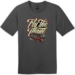 Shirts - Fly The Plane Aeroplane Apparel Co. Men's T-Shirt