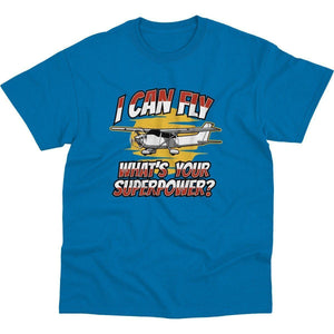 Shirts - I Can Fly - What's Your Superpower T-Shirt