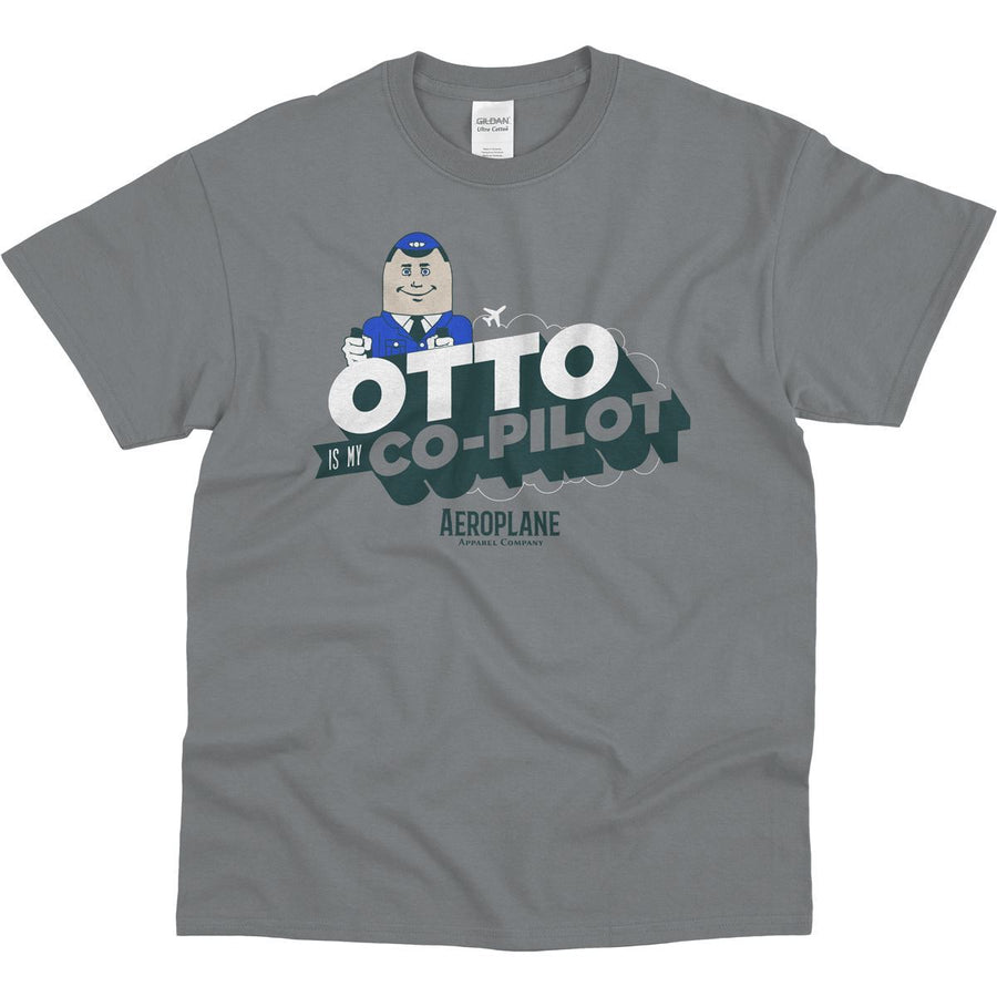 Shirts - Otto Is My Co-Pilot T-Shirt