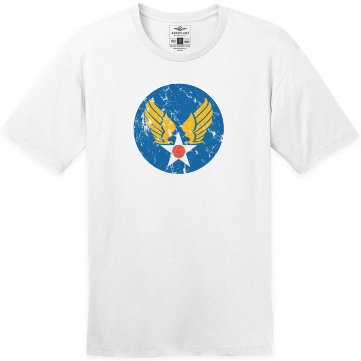 Shirts - United States Army Air Forces Hap Arnold Wings Men's T-Shirt