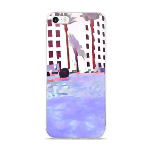 Pool Extravaganza iPhone Case
