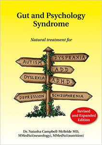 Gut and Psychology Syndrome by Natasha Cambell-Mcbride