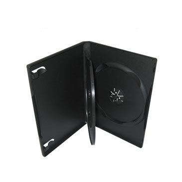 14mm DVD Cases, Holds 3