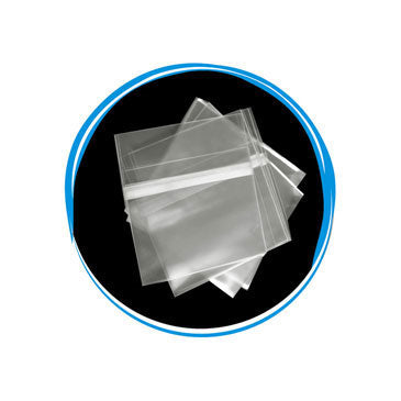 OPP Sealable Crystal Clear Plastic Bag for 5.2mm Slim PP Poly Cases (Short Version)