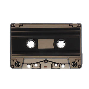 Smoky Tint Tab Out Type I Normal Bias Master Audio Cassette Sonic