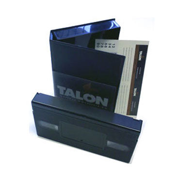 Talon T-62 S-VHS Super VHS Tape