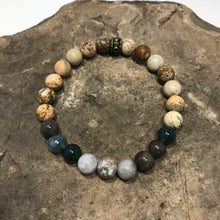 Picture Jasper and Fancy Jasper Bracelet
