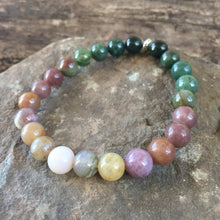 Fancy Jasper Gradient Bracelet
