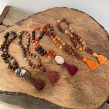 Fall Leaves Quarter Mala Collection