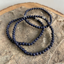 Blue Goldstone Bracelets - Clearance