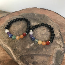 Pride Bracelet with Black Obsidian