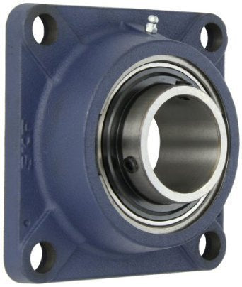 FY20FM - SKF Flanged Y Bearing Unit With Square Flange - 20mm Bore