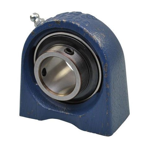 SYF30FM - SKF Y-Bearing Shortened Cast Plummer Block - 30mm Bore Size