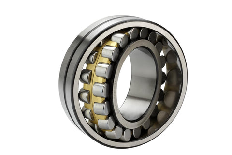 SKF 24126CCC3W33 Cylindrical Bored Spherical Roller Bearing with Steel Cage 130x210x80mm