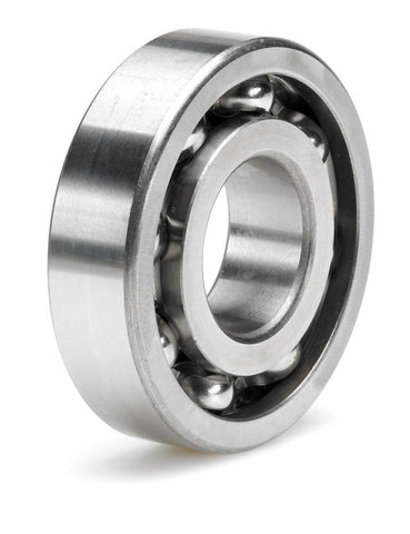 KLNJ1/4 Imperial Open Deep Groove Ball Bearing with measurements1/4 x 3/4 x 7/32 Inch