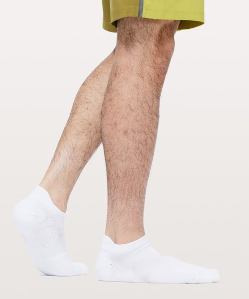 T.H.E Tab Sock (White)