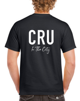 CRU In The City Tee (Black)