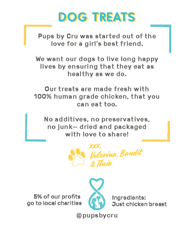 PUP BY CRU (mini - 1oz)