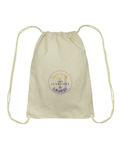 Laurel Refined Drawstring Bag