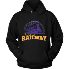 Ride the Railway sweatshirt / hoodie