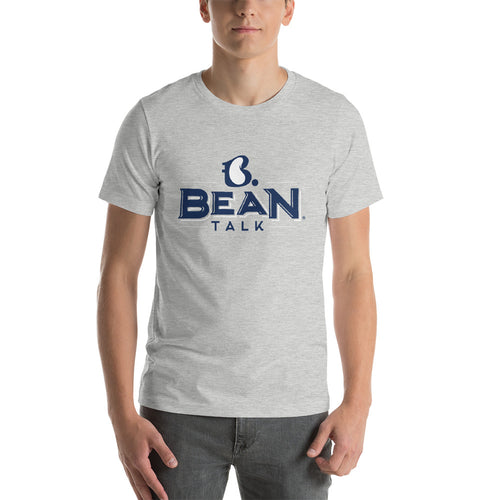 P-Bean Talk Short-Sleeve Unisex T-Shirt
