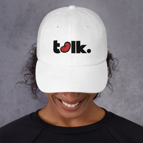 Bean Talk Dad hat