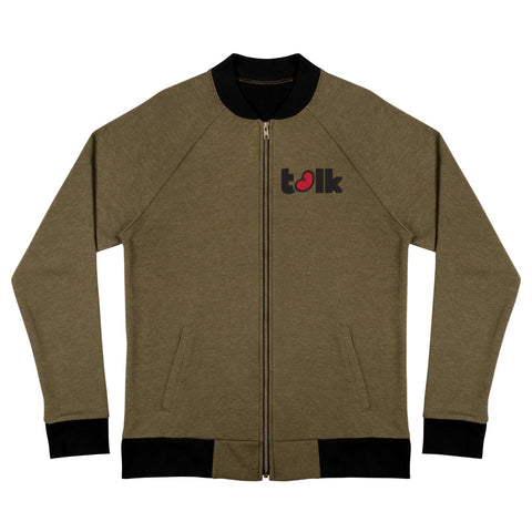 Bean Talk Bomber Jacket