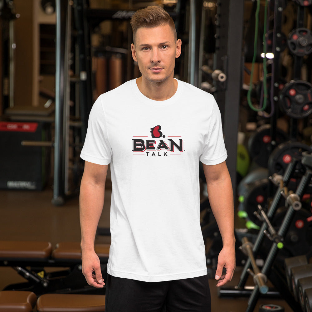 Bean Talk Short-Sleeve Unisex T-Shirt