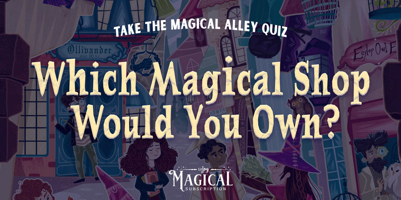 Quiz: Which Magical Shop Would You Own?