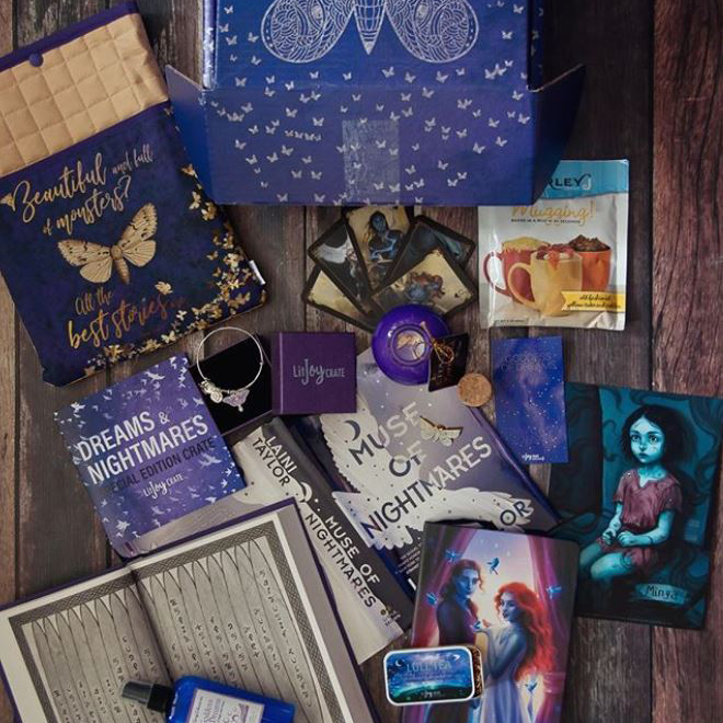 DREAMS AND NIGHTMARES SPECIALTY CRATE (MUSE OF NIGHTMARES)