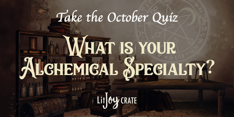 Quiz: What is your Alchemical specialty?