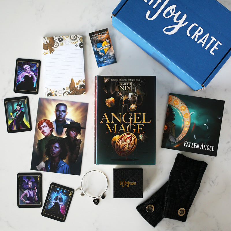 October 2019: Fallen Angel Crate
