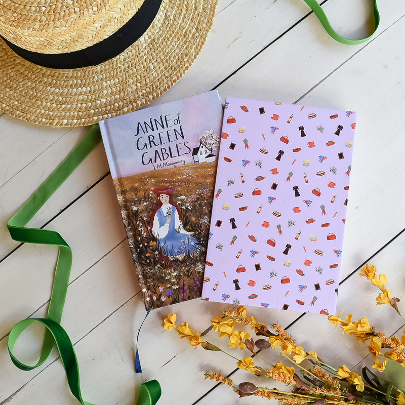 Anne of Green Gables - LitJoy Classic Edition Book