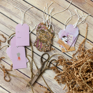 GIFT TAG SET - Anne of Green Gables theme
