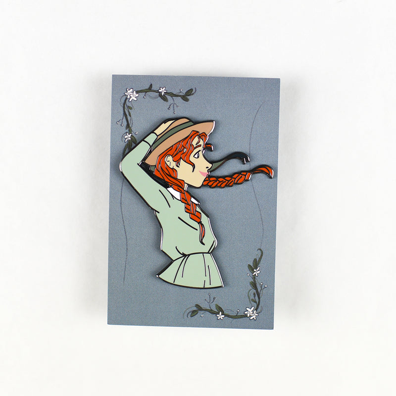ENAMEL PIN - Anne