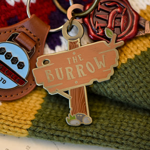 Burrow Collectible Key #3