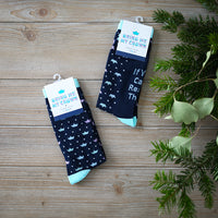 SOCKS - Royal Crown (crew socks)
