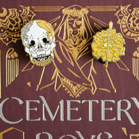 ENAMEL PIN - Cemetery Boys Pin Set - Los Angeles LGBT Center partnership!