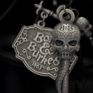 B&B Collectible Key #2
