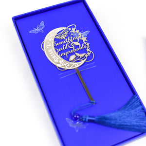 BOOKMARK - Metal Elilith Tattoo Bookmark