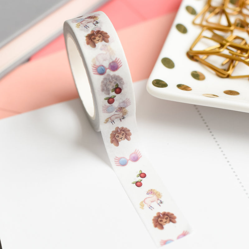 WASHI TAPE - Lunacorn