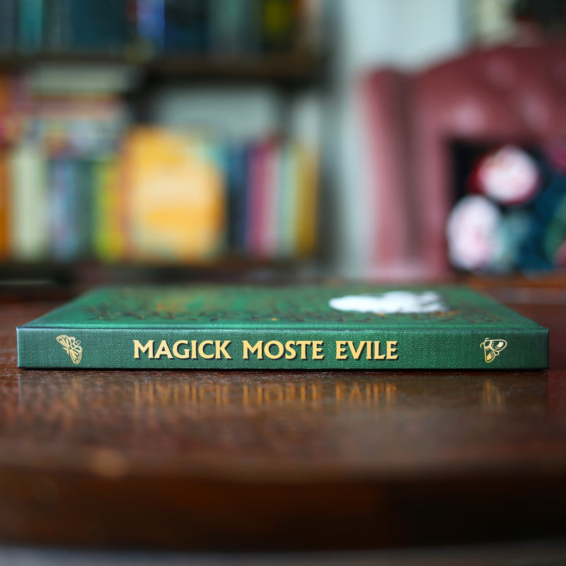 NOTEBOOK - Magick Moste Evile